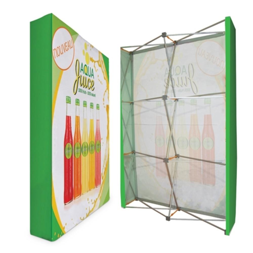 Stand parapluie droit 3x2 tissu