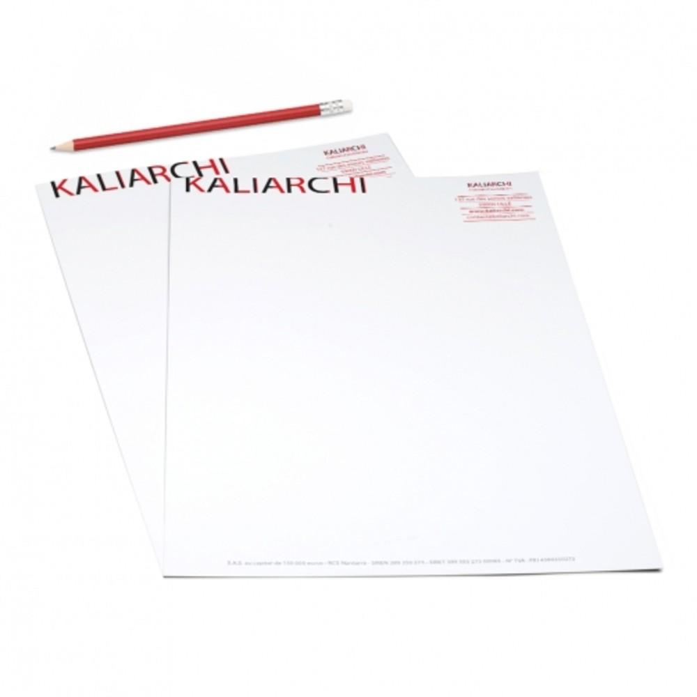 Papier à lettre