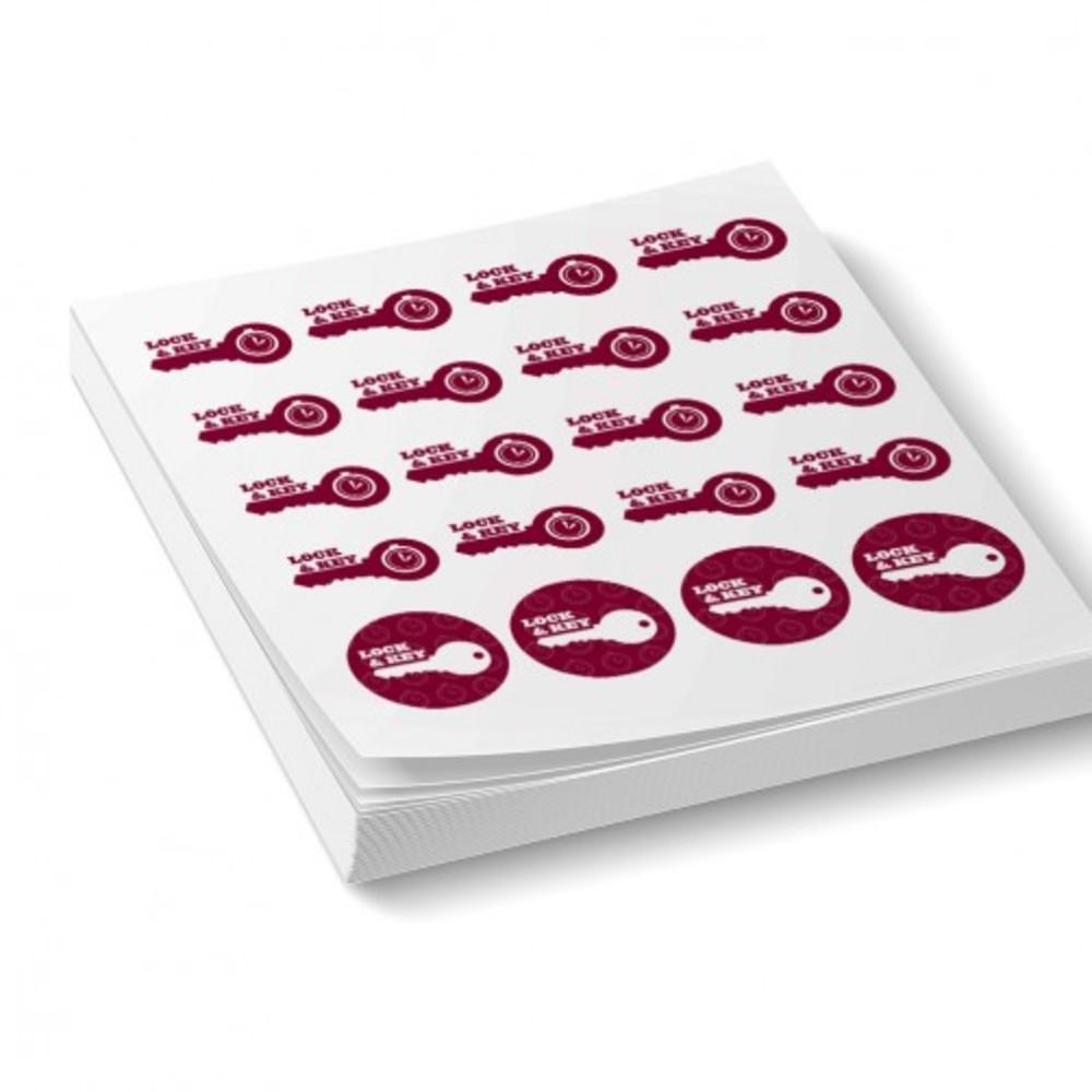 Stickers en planches