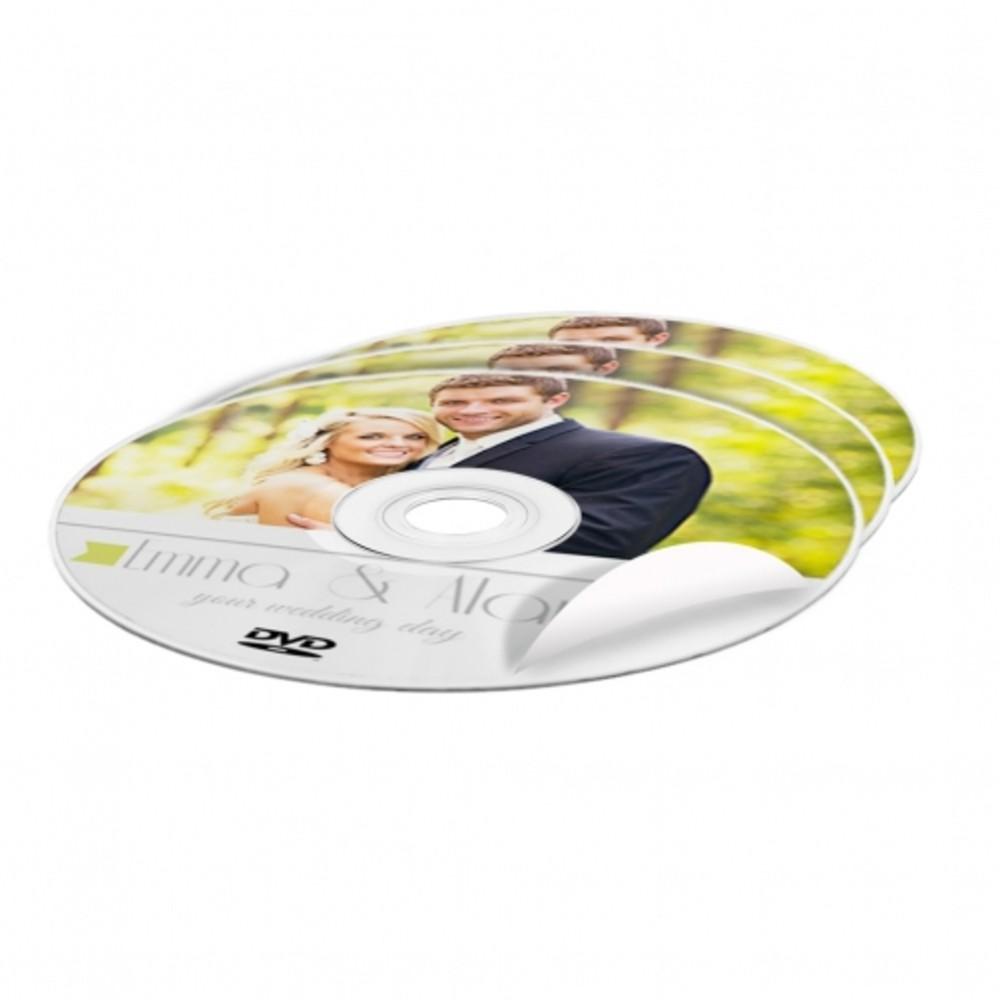Sticker DVD & Blu Ray