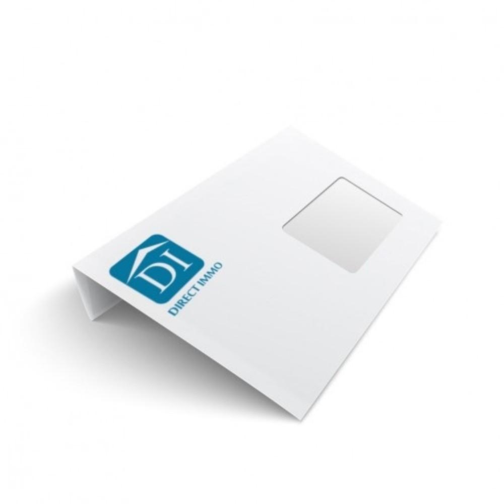Enveloppe imprimée