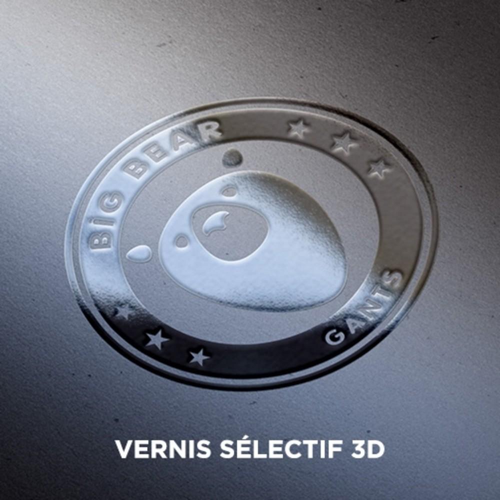 Flyer vernis 3D