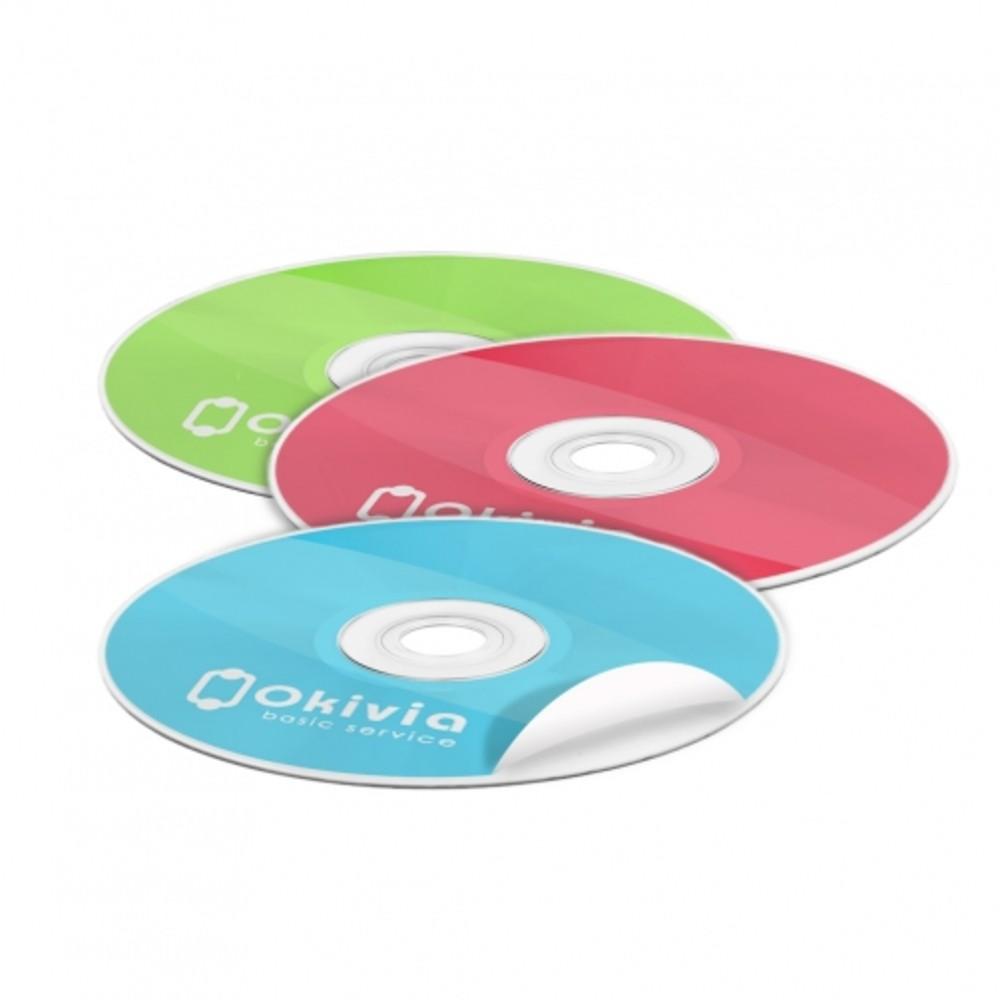 Sticker CD