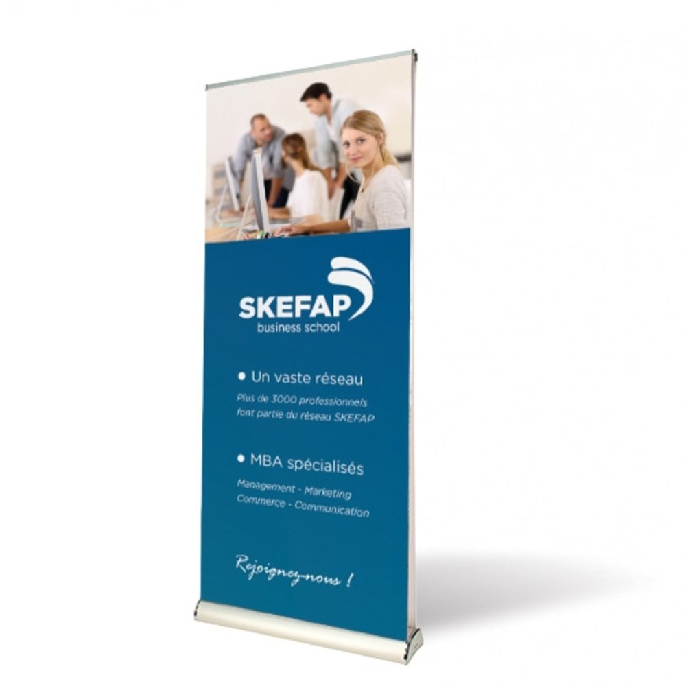 Roll-up Recto Verso